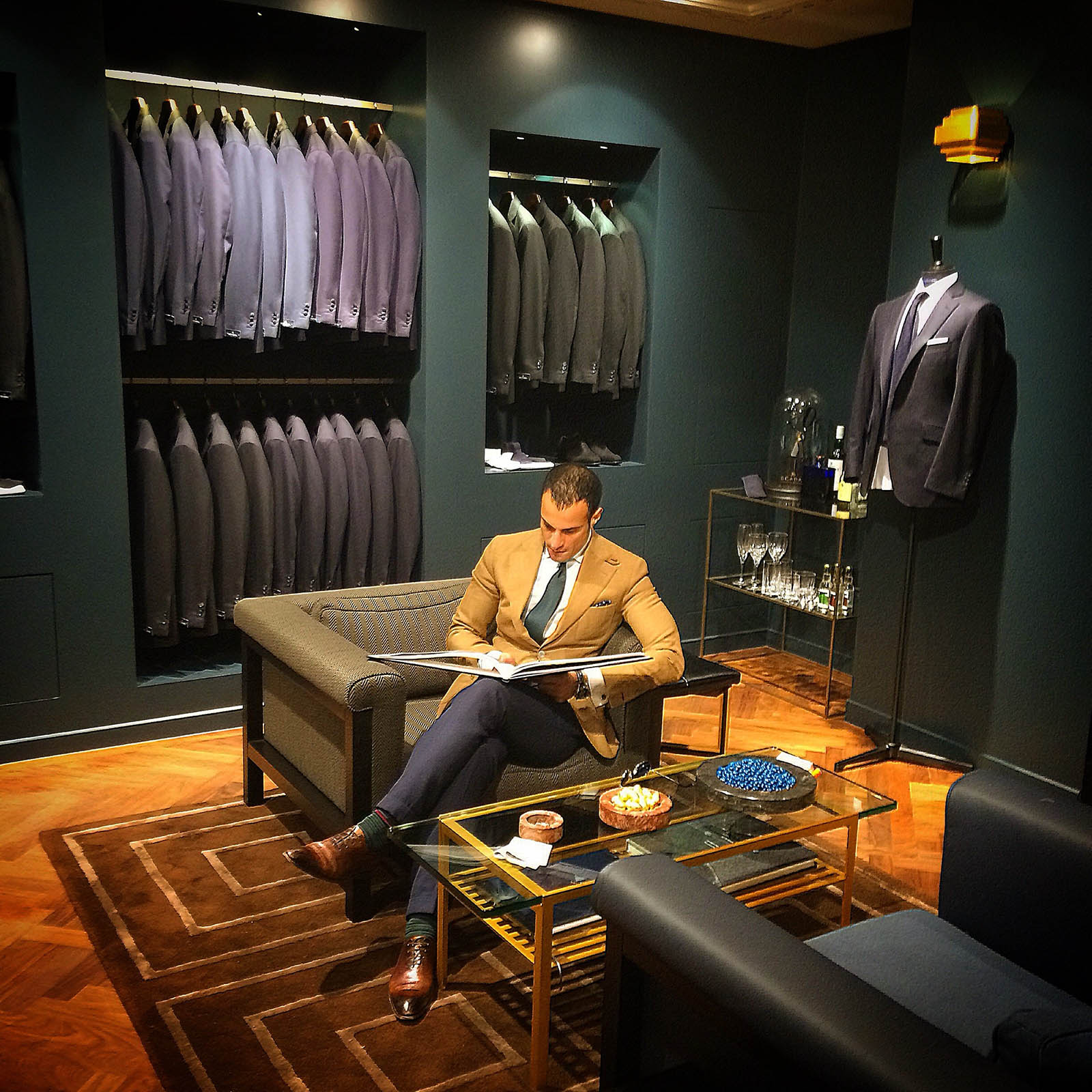 Signature Bespoke Shop