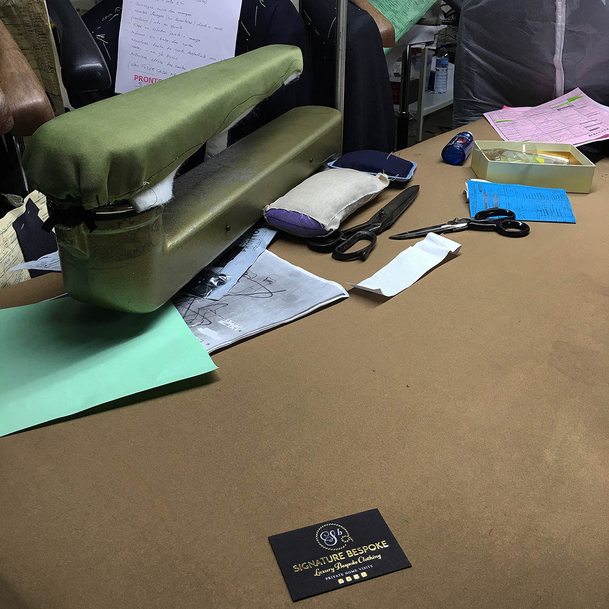 Signature Bespoke Workshop